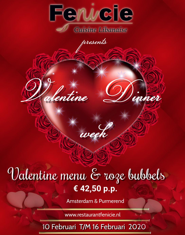 valentijn dinner week